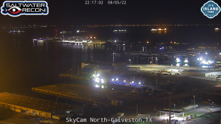 Galveston SkyCam North