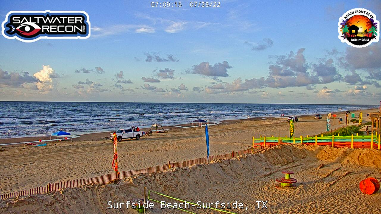 surfside,Galveston Webcam